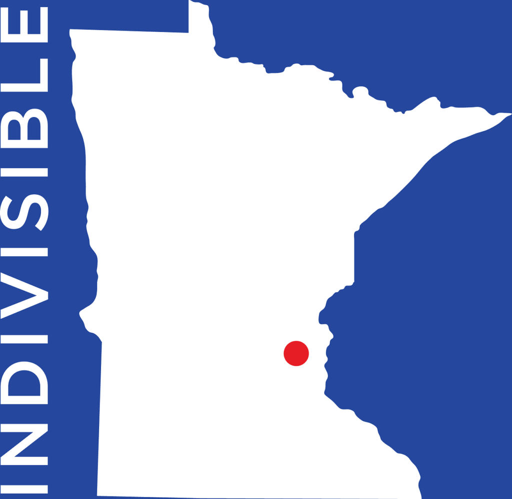 Indivisible North Metro Logo